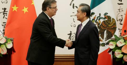 Placeholder - loading - China planeja empréstimo de US$1 bi para facilitar acesso da América Latina à vacina contra Covid-19, diz México