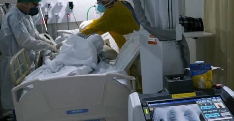 Placeholder - loading - Imagem da notícia Hidroxicloroquina não traz melhoria em hospitalizados com Covid-19 leve ou moderada, diz estudo brasileiro