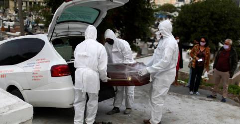 Placeholder - loading - Imagem da notícia Brasil passa de 84 mil mortes por coronavírus e registra quase 60 mil novos casos