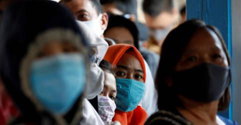 Placeholder - loading - Imagem da notícia Segunda onda de coronavírus na Ásia provoca novos isolamentos