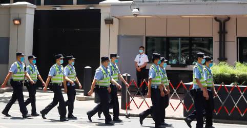 Placeholder - loading - Imagem da notícia China ocupa prédio após fechar consulado dos EUA em Chengdu