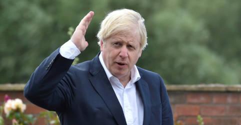 Placeholder - loading - Premiê britânico diz que agirá rápido para impor novas quarentenas se necessário