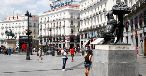 Placeholder - loading - Espanha repudia alertas de viagem britânicos e alemães 'discriminatórios'