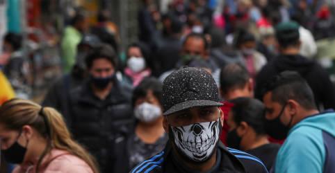 Placeholder - loading - Imagem da notícia Com aglomerações, Brasil vive 'pior momento da pandemia' e deve passar de 100 mil mortes