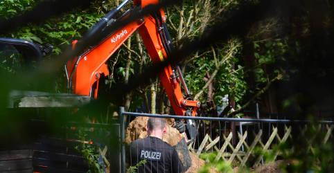 Placeholder - loading - Imagem da notícia Polícia alemã faz escavação em terreno em busca ligada a caso Madeleine