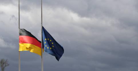 Placeholder - loading - Economia da Alemanha registra contração recorde de 10,1% no 2º trimestre