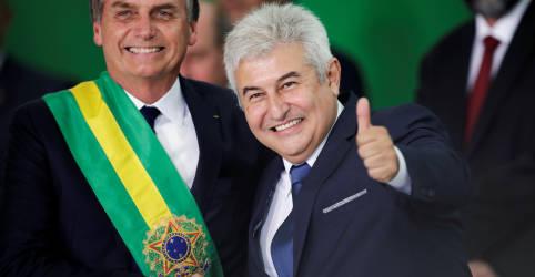 Placeholder - loading - Imagem da notícia Marcos Pontes é o quinto ministro com Covid-19