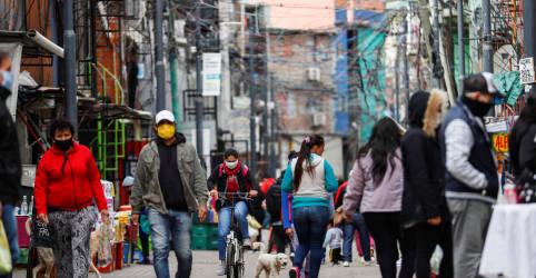 Placeholder - loading - Economia da América Latina e do Caribe deve encolher mais de 9% este ano, diz Cepal