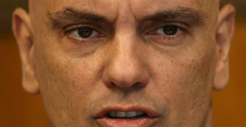 Placeholder - loading - Imagem da notícia Moraes determina bloqueio mundial de contas de bolsonaristas no Twitter e Facebook