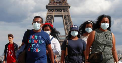 Placeholder - loading - É 'altamente provável' que nova onda de Covid-19 atinja a França ainda em 2020, dizem cientistas