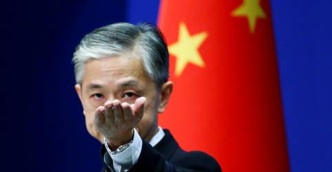 Placeholder - loading - Imagem da notícia China promete retaliação se EUA tomar qualquer ação contra jornalistas do país