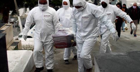 Placeholder - loading - Imagem da notícia Brasil ultrapassa marca de 95 mil mortes por Covid-19