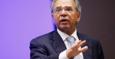 Placeholder - loading - Imagem da notícia Governo quer corrigir todas as faixas da tabela de IR na reforma tributária, diz Guedes