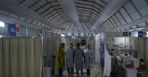 Placeholder - loading - Imagem da notícia Brasil registra 1.437 novas mortes por Covid-19 e total atinge 97.256
