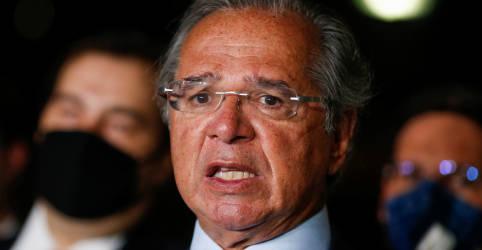 Placeholder - loading - Imagem da notícia Vamos anunciar 3 a 4 grandes privatizações em até 60 dias, reitera Guedes