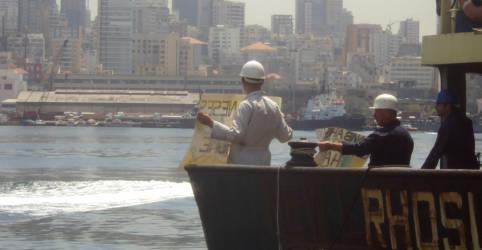 Placeholder - loading - Imagem da notícia Carga acidental: como uma parada não programada no porto de Beirute levou ao desastre