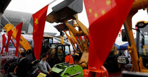 Placeholder - loading - Exportações da China saltam em julho e pode indicar recuperação mais sustentada