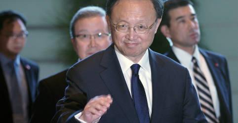 Placeholder - loading - China espera que EUA cooperem na criação de condições favoráveis para acordo comercial, diz diplomata