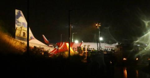 Placeholder - loading - Vôo de repatriação da Air India sofre acidente na aterrissagem; pelo menos 17 morrem