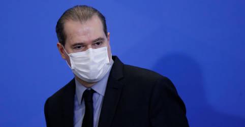 Placeholder - loading - Presidente do STF é internado com pneumonite alérgica; teste de Covid-19 dá negativo
