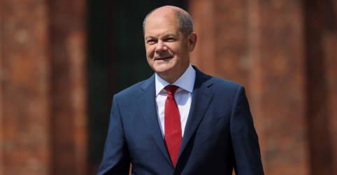 Placeholder - loading - Sociais-democratas da Alemanha escolhem ministro das Finanças como candidato a chanceler