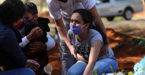 Placeholder - loading - Brasil registra 703 novas mortes por Covid-19 e total atinge 101.752