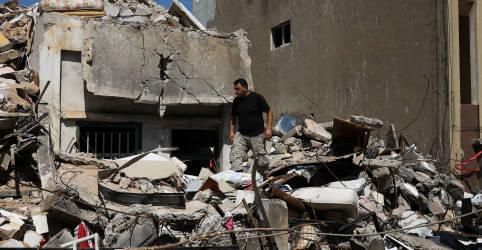 Placeholder - loading - Imagem da notícia EXCLUSIVO-Líderes do Líbano foram alertados em julho sobre explosivos no porto, apontam documentos