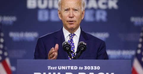 Placeholder - loading - Imagem da notícia Biden escolheu candidato a vice para eleição nos EUA, diz CNN