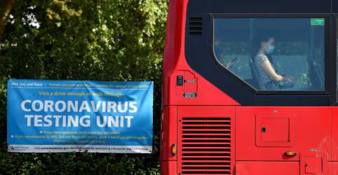 Placeholder - loading - Quase 6% da população inglesa pode ter tido coronavírus, dizem pesquisadores