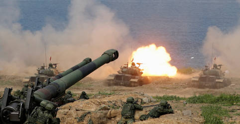 Placeholder - loading - Imagem da notícia Taiwan elevará gastos com defesa, e China detalha exercícios de combate