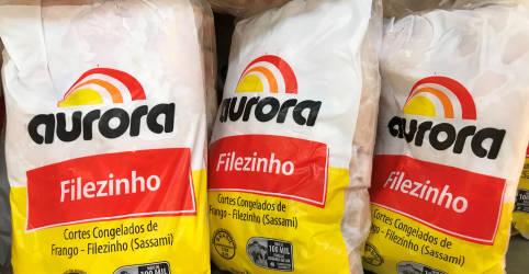 Placeholder - loading - Imagem da notícia Aurora produziu frango que testou positivo para coronavírus na China, diz governo local