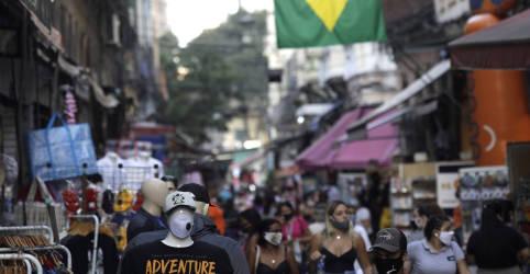 Placeholder - loading - Imagem da notícia Economia do Brasil cresce em junho, mas termina 2º tri com perda recorde de 10,94%, mostra BC