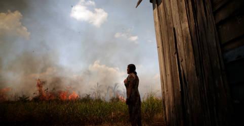 Placeholder - loading - Pesquisa da Fiocruz vai avaliar possível 'catástrofe' por soma de Covid-19 e queimadas na Amazônia