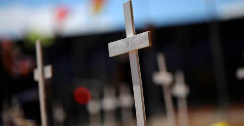 Placeholder - loading - Imagem da notícia Brasil registra 684 novas mortes por Covid-19 e total atinge 108.536