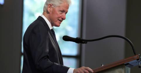 Placeholder - loading - Jill Biden e Bill Clinton serão destaques da 2ª noite da convenção democrata