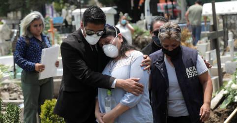 Placeholder - loading - Imagem da notícia Pandemia de Covid-19 causa crise de saúde mental nas Américas, diz OMS