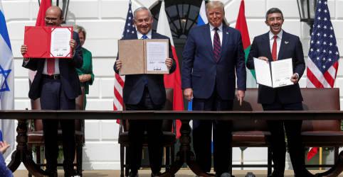 Placeholder - loading - Imagem da notícia EUA vão impor sanções a alvos ligados a programas de armas do Irã