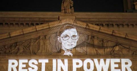 Placeholder - loading - Vaga na Suprema Corte se torna grito de guerra em reta final da eleição dos EUA