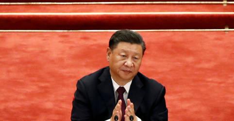 Placeholder - loading - Presidente da China diz que não tem intenção de travar 'guerra fria ou quente' com qualquer outro país