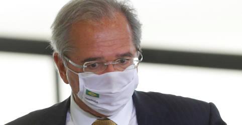 Placeholder - loading - Imagem da notícia Governo encaminha propostas para reforma tributária a líderes, diz Guedes