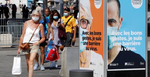 Placeholder - loading - Imagem da notícia Ordem do governo francês de fechar bares para conter coronavírus causa revolta em Marselha