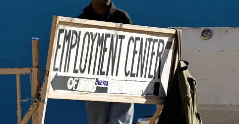 Placeholder - loading - Pedidos de auxílio-desemprego nos EUA têm alta inesperada
