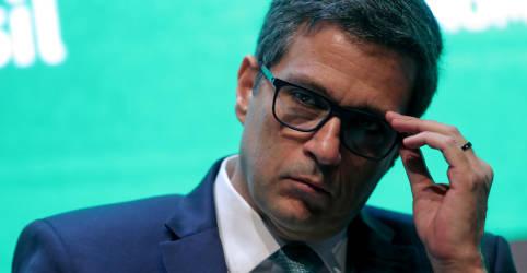 Placeholder - loading - Imagem da notícia Não estamos dispostos a correr riscos inflacionários por questões fiscais, diz Campos Neto