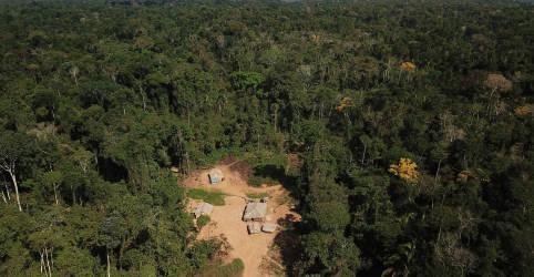 Placeholder - loading - Imagem da notícia Justiça Federal suspende norma que autoriza registro de propriedades em terras indígenas não homologadas