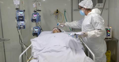 Placeholder - loading - Brasil registra 831 novas mortes por Covid-19 e total vai a 139.808