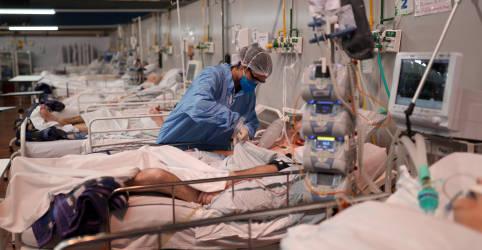 Placeholder - loading - Imagem da notícia Brasil registra 462 novas mortes por coronavírus e total vai 195.411