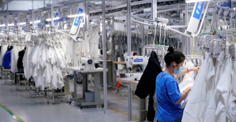 Placeholder - loading - Crescimento da atividade industrial da China se modera em dezembro, mostra PMI do Caixin