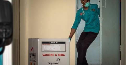 Placeholder - loading - Indonésia pretende iniciar vacinação contra Covid-19 na semana que vem
