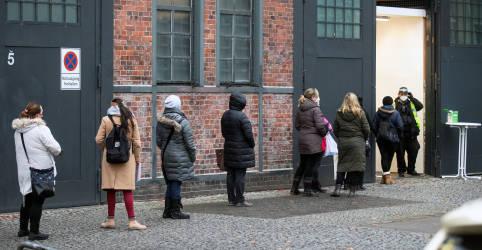 Placeholder - loading - Imagem da notícia Alemanha ampliará lockdown até 31 de janeiro, diz Bild