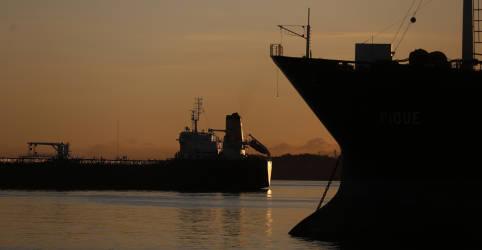 Placeholder - loading - Imagem da notícia Exportações de commodities do Brasil em 2020 têm recordes que vão do petróleo ao café